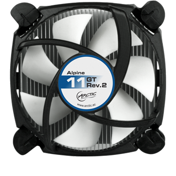 FAN x CPU ARCTIC ALPINE 11 GT Rev.2