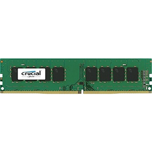 MEM CRUCIAL 8GB 2400 DDR4 CL17 1.2v