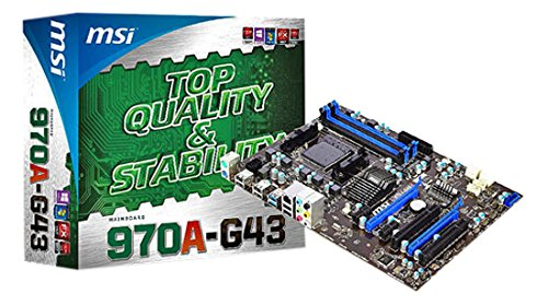 MB MSI 970A-G43 socket AM3+ ATX