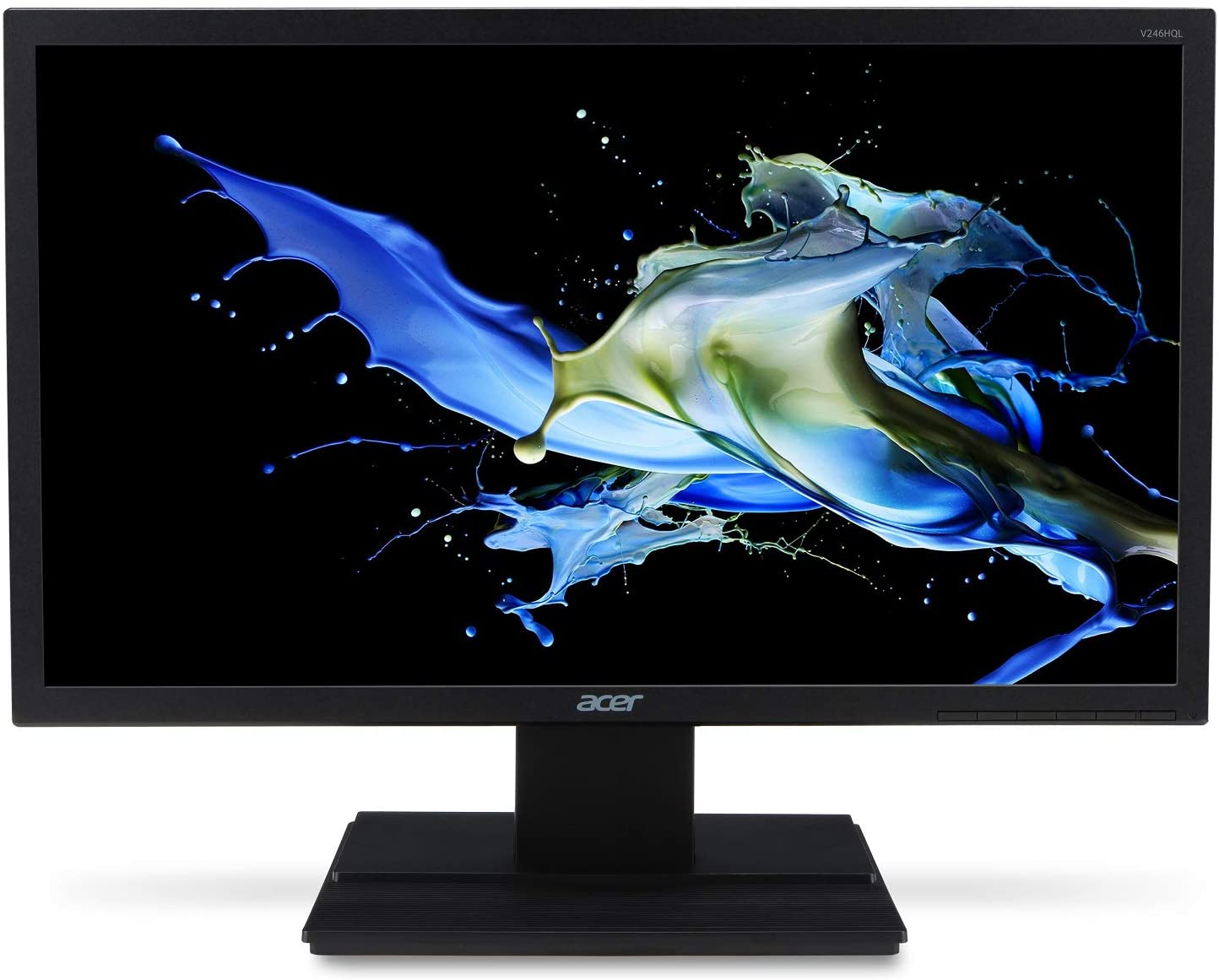 MONITOR ACER V246HQLCBMD F.HD DVI VGA HDMI + AUDIO
