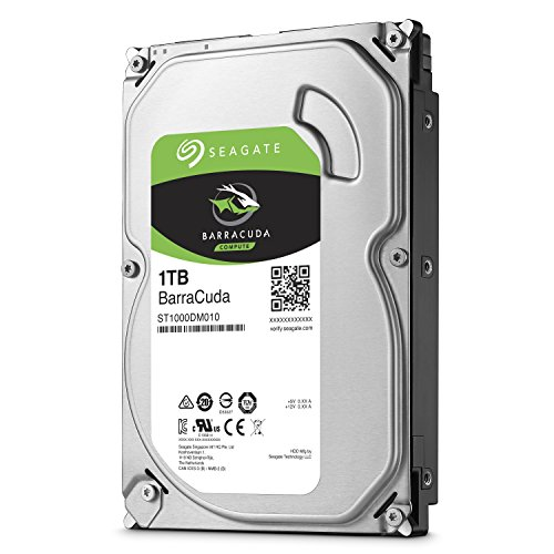 HD SEAGATE BARRACUDA 1TB 64MB SATA6Gbps