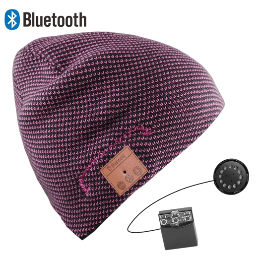 BERRETTO INTEGRALE BLUETOOTH CUFFIA+MIC