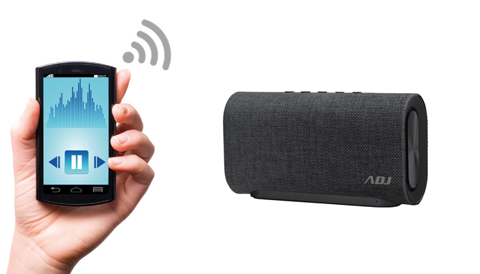 CASSA BLUETOOTH ADJ COMPACT-SOUND 25W
