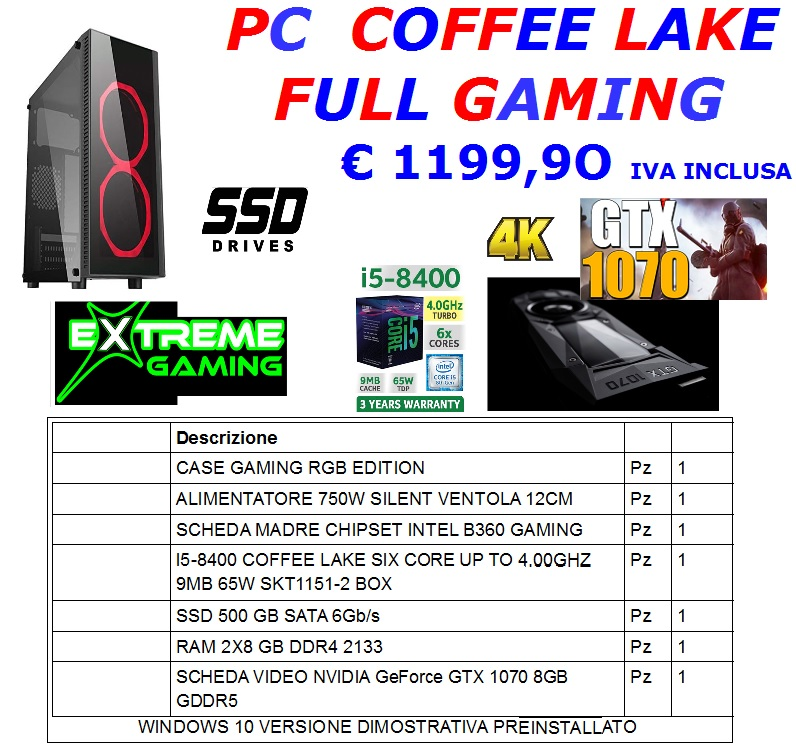 PC COFFEE LAKE FULL GAMING