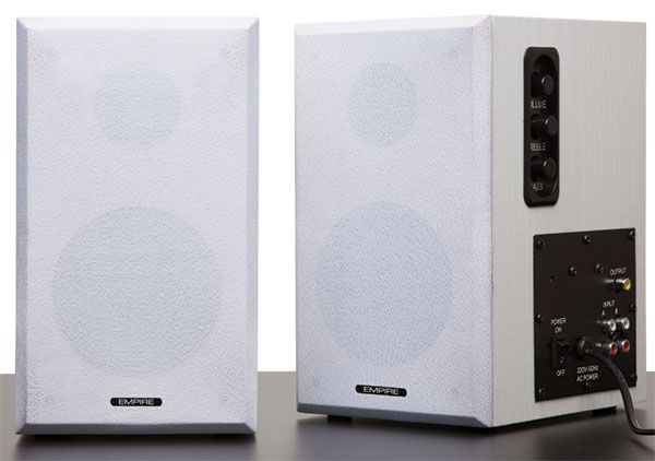 SPEAKER EMPIRE AMPLIFIED STUDIO WB-64