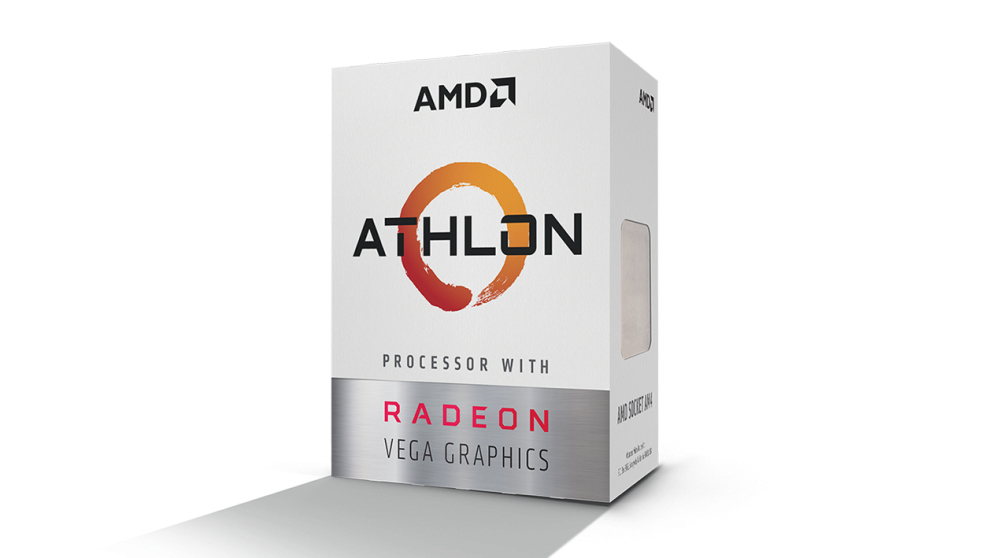 CPU AMD ATHLON 200GE 2CORE 3.2GHz +VEGA GPU