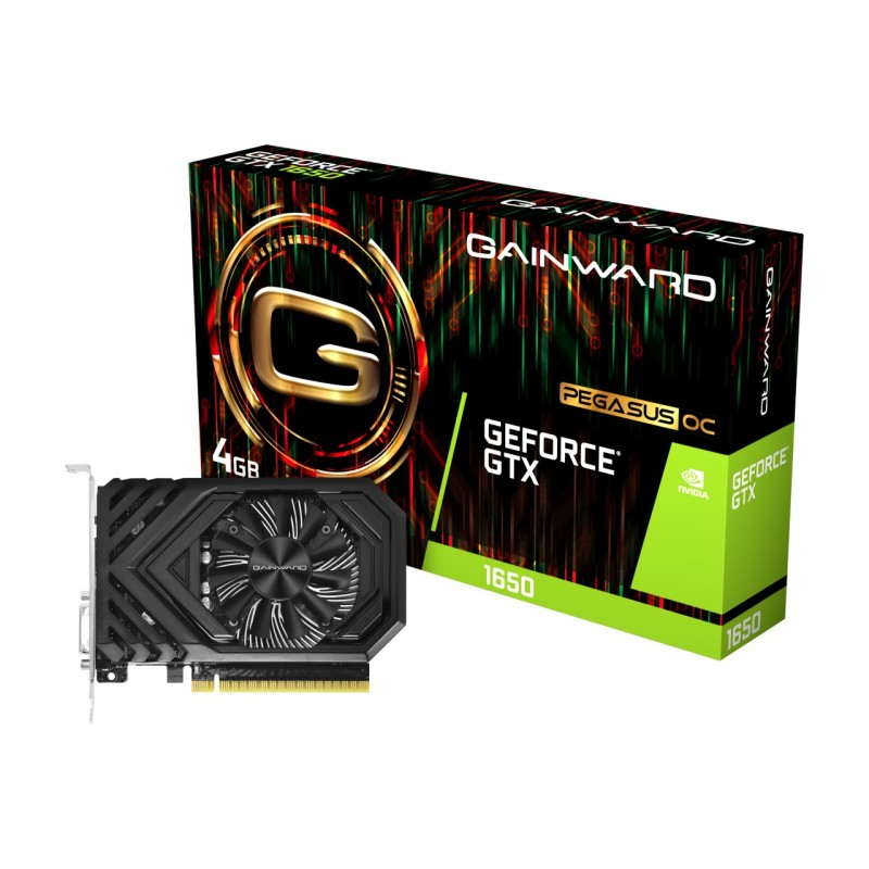 VD GAINWARD GEFORCE GTX1650 4GB PEGASUS OC  DDR5