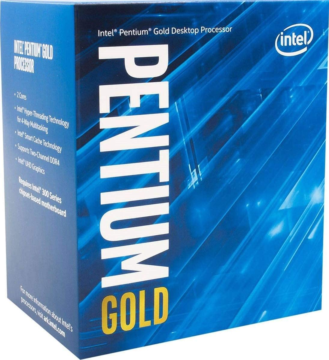 CPU INTEL G6400 GOLD LGA1200 4GHz 4MB