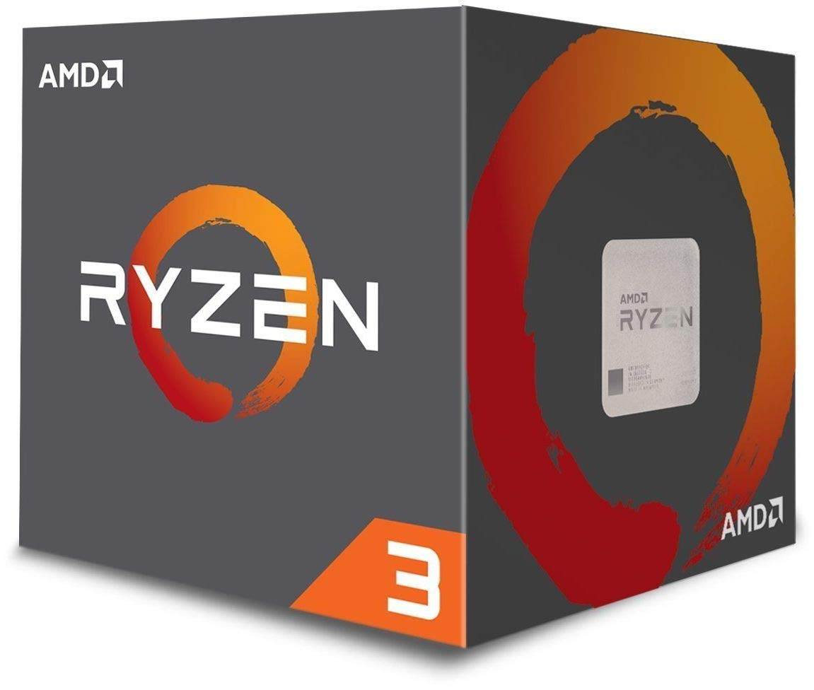 CPU AMD RYZEN 3 1200 Q.CORE 3.4GHz AM4