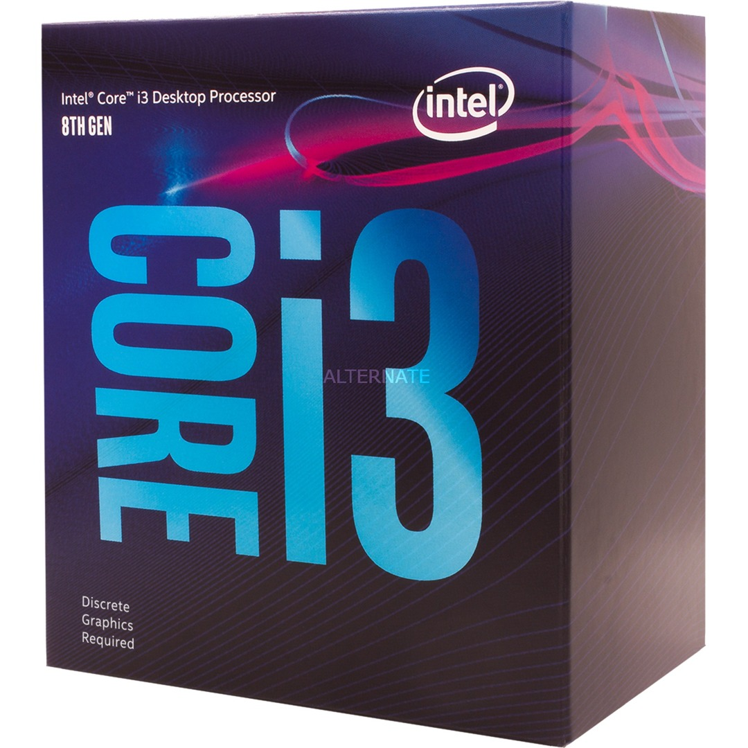 CPU INTEL CORE i3-9100F 3.6GHz 6MB 1151SK