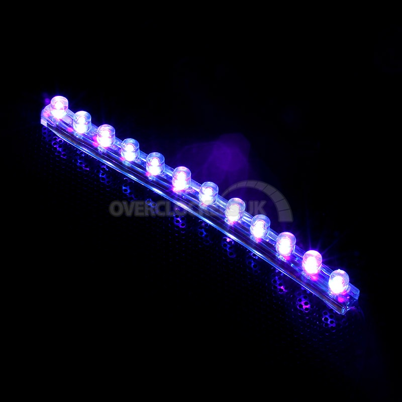 FLEXLIGHT LAMPTRON 12 LED UV  CASE