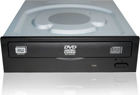 DVD±RW LITE-ON iHAS124  SATA BLACK