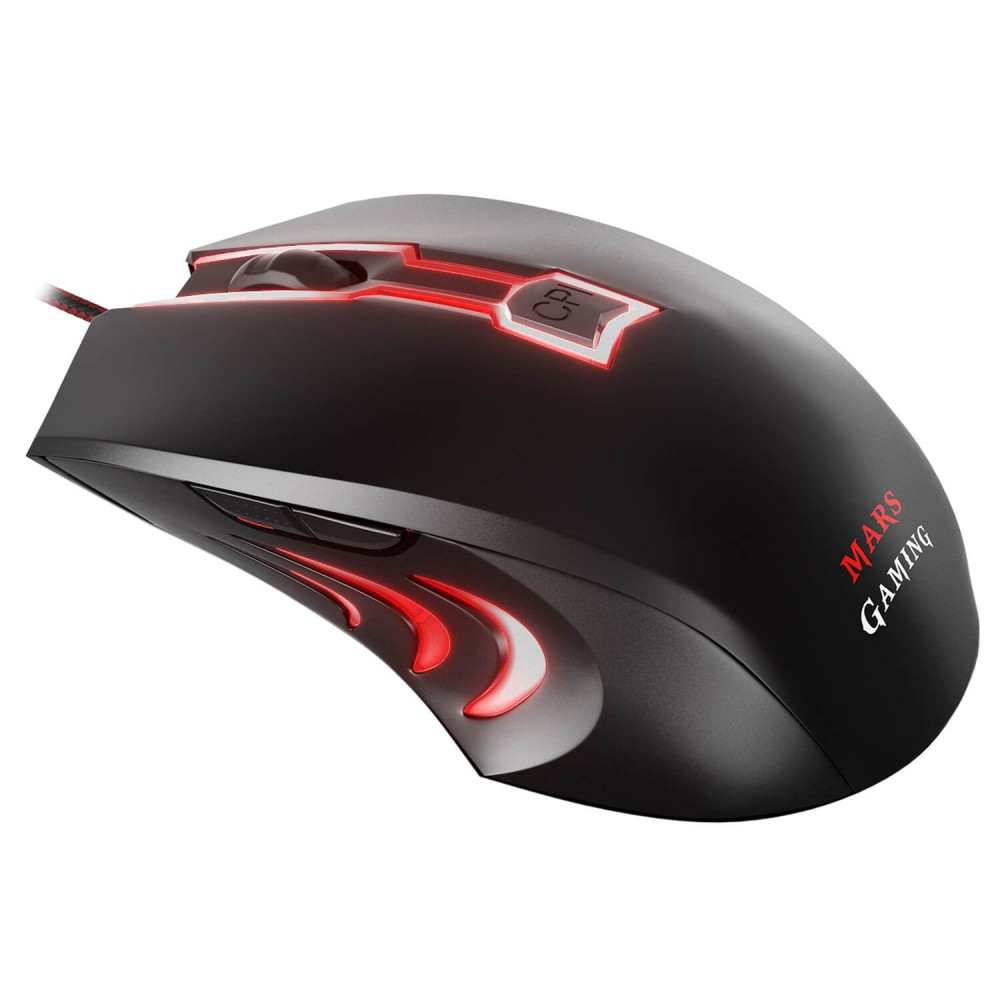 MOUSE MARSGAMING MOUSE MAM0 RGB 2800