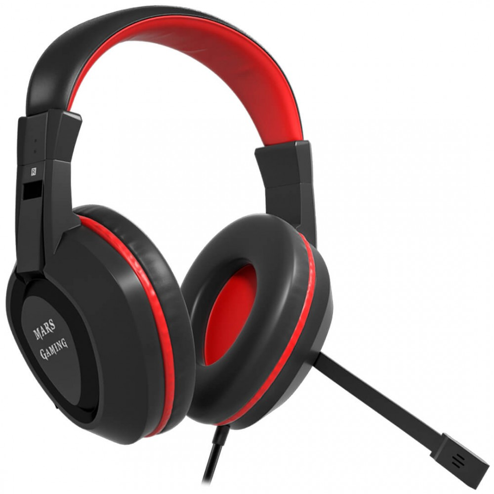 HEADSET GAMING MARS GAMING 7.1 MAH1V2