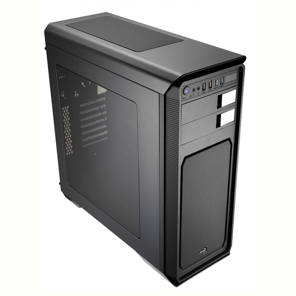 BOX AEROCOOL 500 MIDDLE TOWER ATX