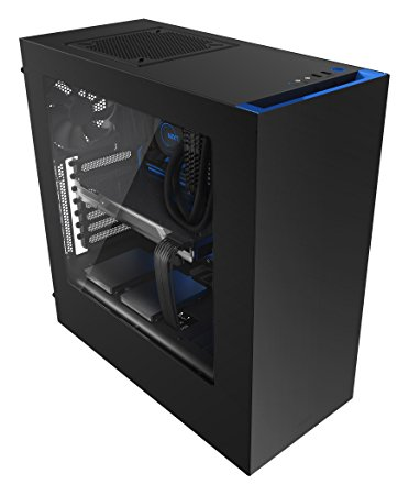 CASE NZXT GAMING SOURCE S340  ATX