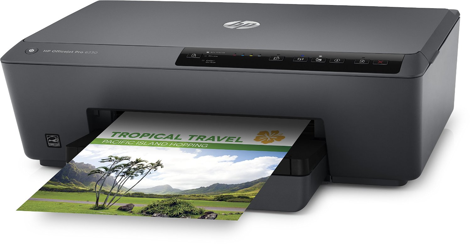 STAMP. HP OFFICEJET PRO 6230 A4 WI-FI