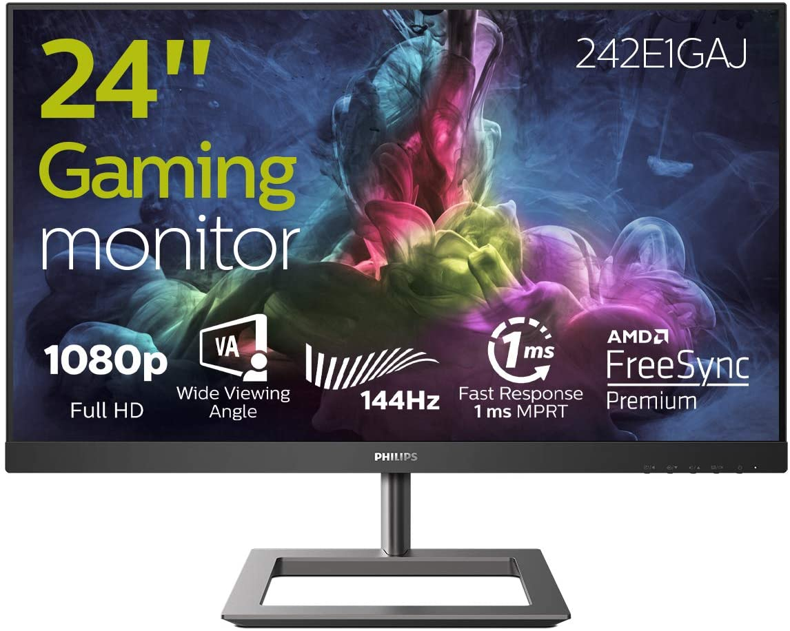 MONITOR PHILIPS 242E1GAJ 144Hz 1MS HDMI F.HD