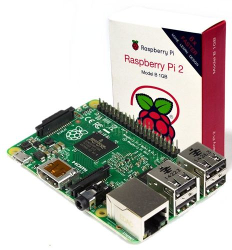 RASPBERRY Pi2 MODEL B 1GB/CPU900Mhz HDMI