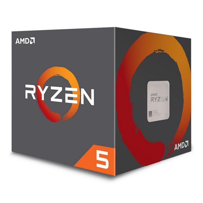 CPU RYZEN 5 2600X AM4 4.25GHz SIX CORE