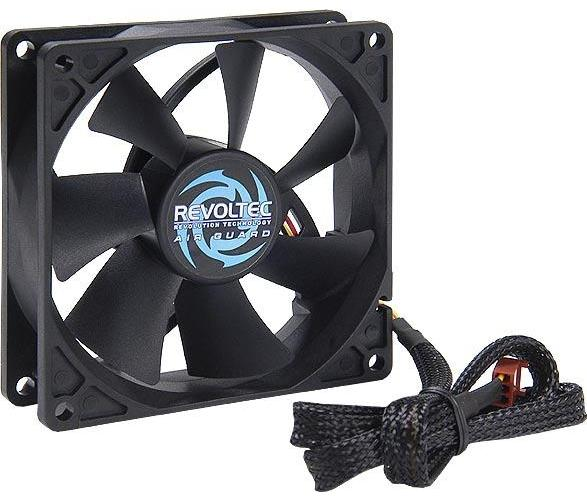 FAN x BOX REVOLTEC 92mm AIRGUARD FAN