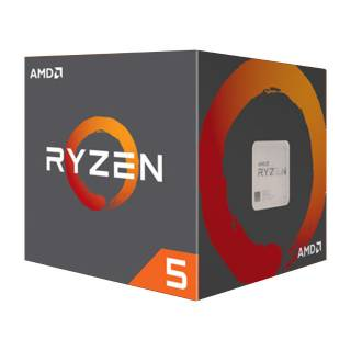 CPU AMD RYZEN 5 QUAD CORE 1500X 3500MHZ