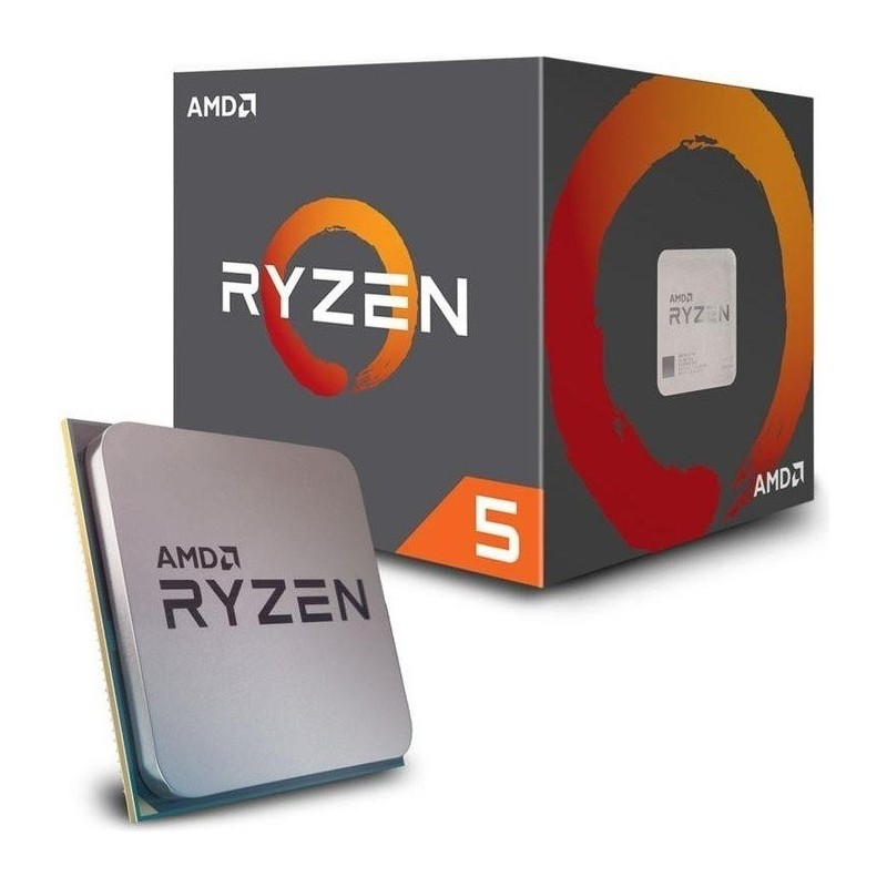 CPU RYZEN 5 2600 SIX CORE16MB 3.9GHz AM4