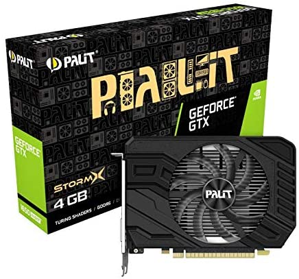 VD PALIT GEFORCE GTX1050 4GB STORMX