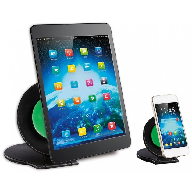 COPPIA STAND UNI X TABLET SMARTPHONE