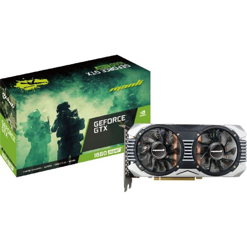 VD MANLI GFORCE GTX 1660 6GB SUPER