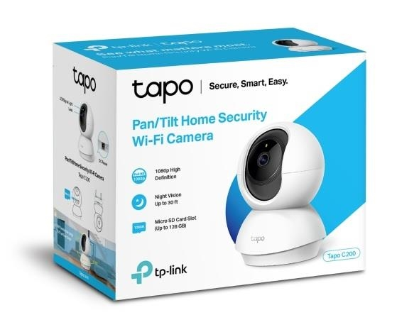 IP CAMERA TP-LINK TAPO C200 WiFi 1080P