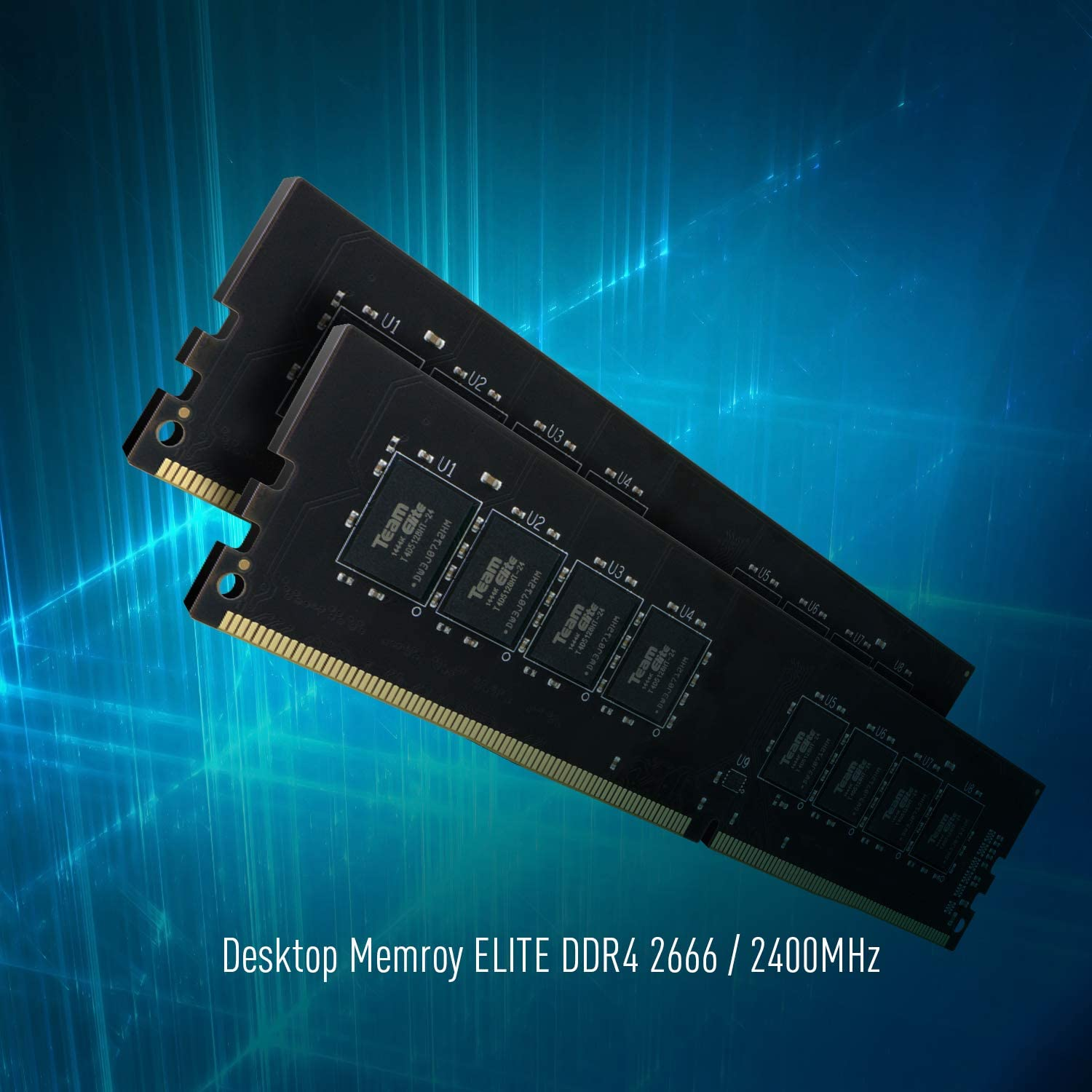 MEM TEAM ELITE 8 GB PC 2666 DDR4