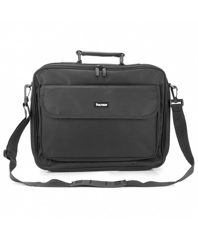 BORSA NOTEBOOK VULTECH 15,6 3TASCHE NERA