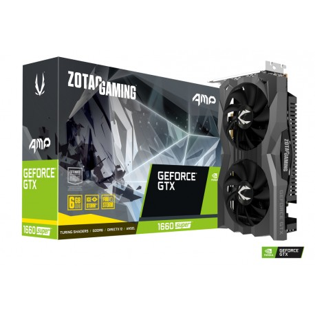VD ZOTAC GEFORCE GTX1660 GAMING 6GB GDDR6