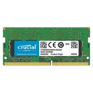 MEM CRUCIAL 4GB DDR4 2400MHz NOTEBOOK