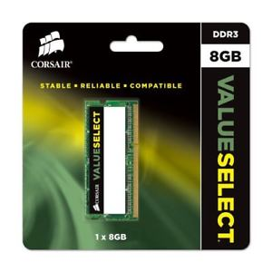 MEM CORSAIR 8GB PC1333 CL9 DDRIII MAC