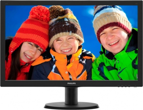MONITOR PHILIPS 243V5LHAB 24HDMI LED