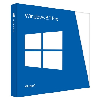SW WINDOWS 8.1  PROFESSIONAL 64 BIT OEM