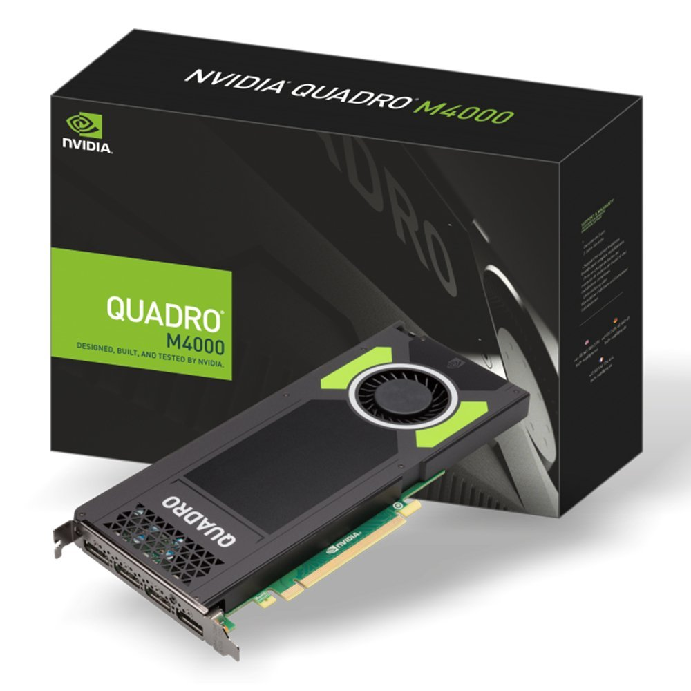 PNY GEFORCE QUADRO M4000 8GB PCIe