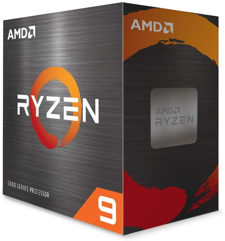 CPU RYZEN 9  5900X 4.8GHz 24th PCIe 4.0