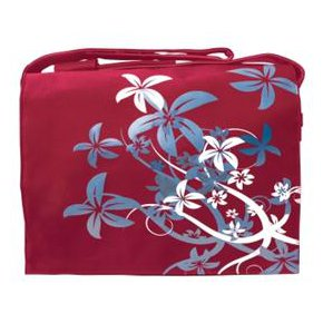 BORSA 15,4 EMINENT TRENDY CASE ART RED