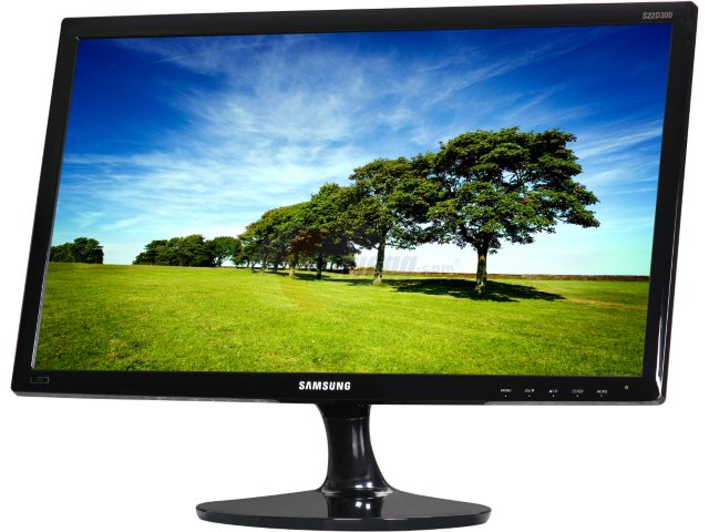 MONITOR SAMSUNG S22D300HY 21.5 HDMI LED