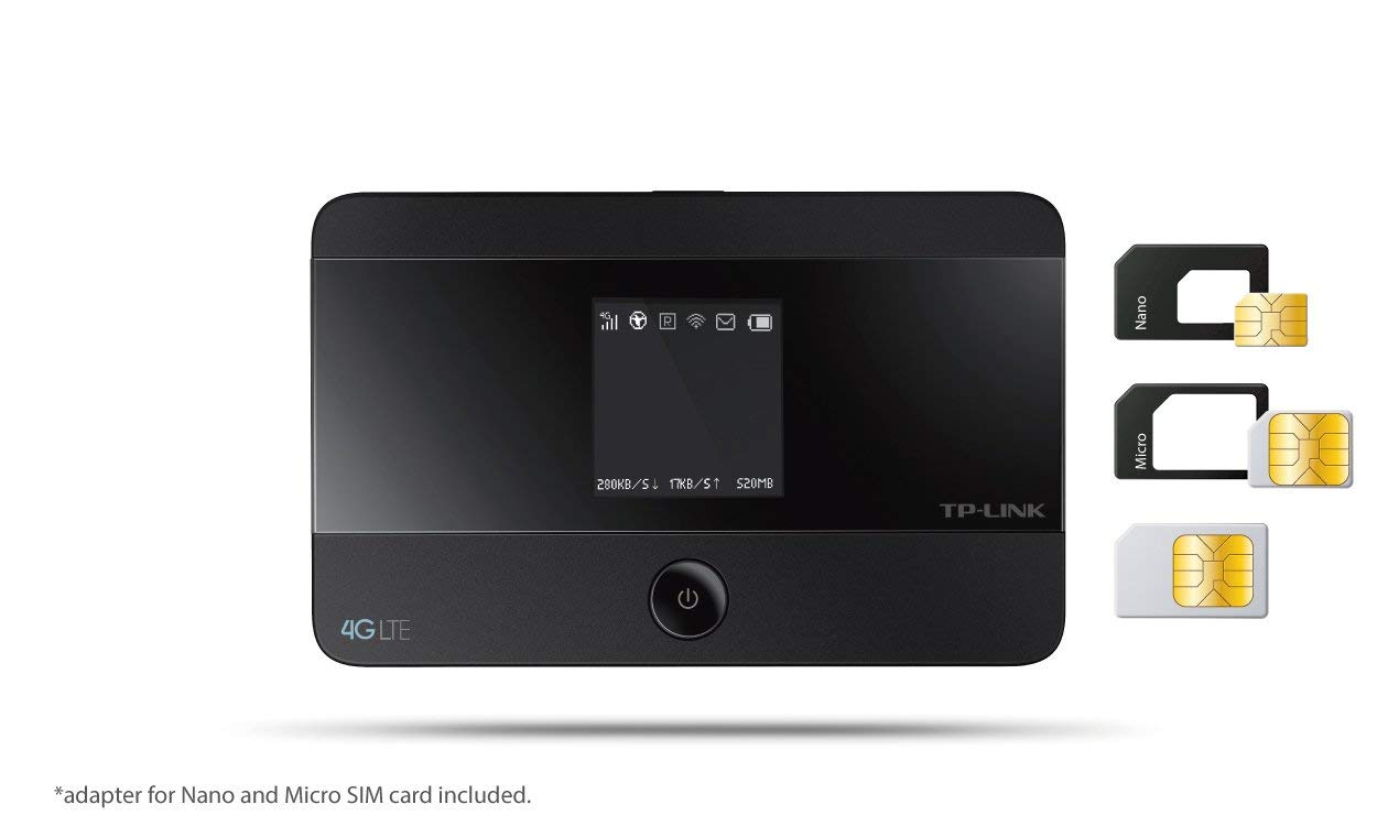 ROUTER 4G LTE WiFi DUAL TP-LINK TL-M7350