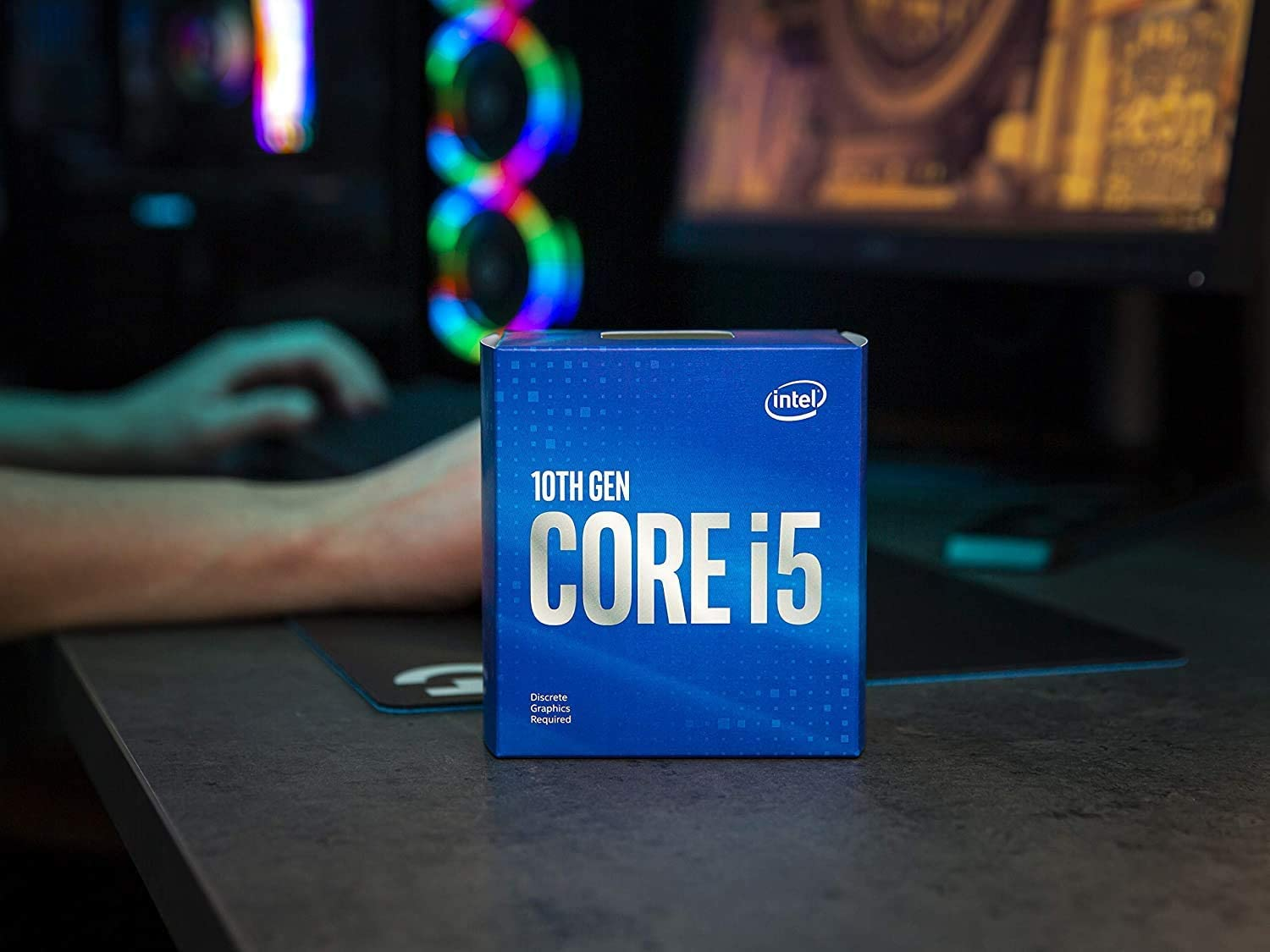 PROCESSORE I5-10400 2,9GHZ 12MB LGA1200