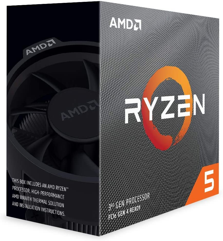 CPU AMD RYZEN 5 3500X TRAY 3.6GHz AM4