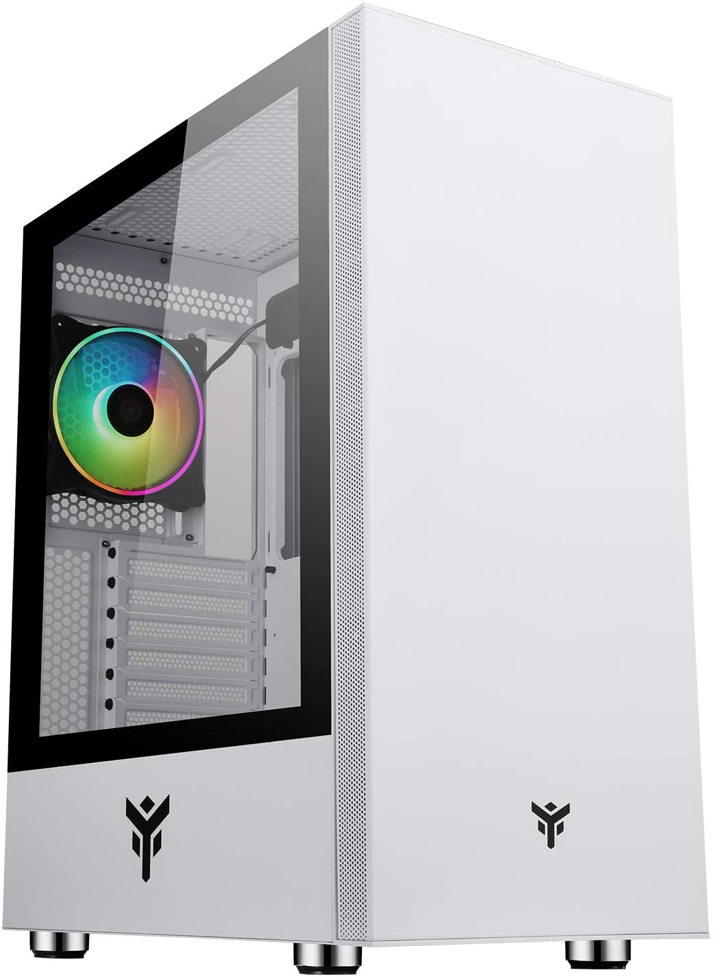 CASE VERTIBRA S210 GAMING ATX WHITE